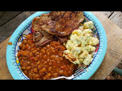 good-old-fashion-potato-salad&-baked-beans/-and-some-good-chit-chat-with-mr.-brown