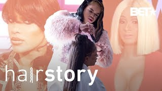 This 20 Year-Old Made A Million Dollars Doing Cardi B and Joseline Hernandez's Hair | Hairstory