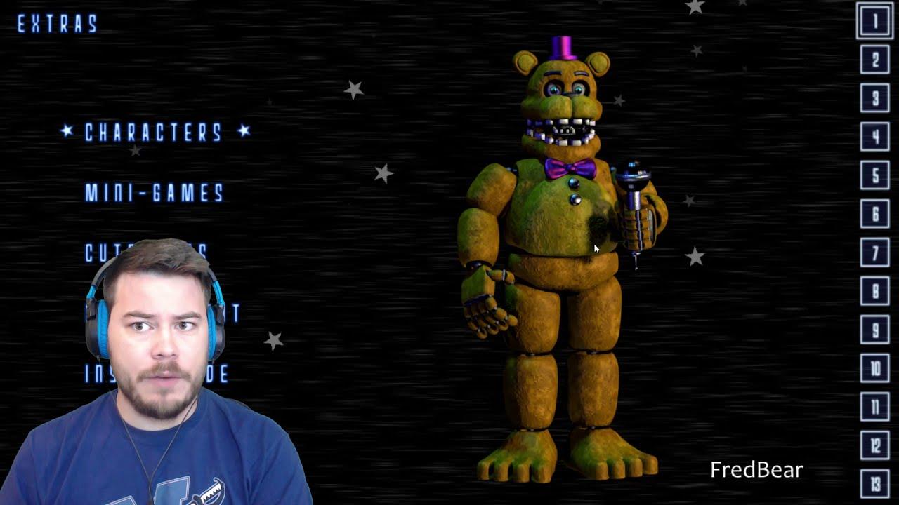 I Shut Down Fredbear For Good!! | Fredbear And Friends: Left To Rot (Secret  Ending!)  Thegamesalmon 07:23 HD