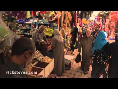 Jerusalem, Israel: Muslim Quarter