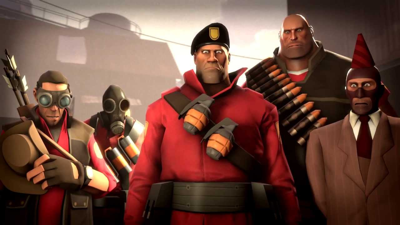 Team fortress 2 pauling rough fucked big cock animation sfm play now 3dxplaycom - 1 8