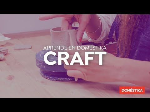 Aprende Craft, manualidades, creatividad DYI en Domestika