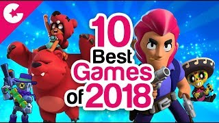 TOP 10 BEST GAMES OF 2018 - Best Android/iOS GAMES OF THE YEAR!!