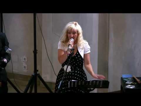 Hochzeitssängerin Evelin Trauner, Amazing Grace Live auf deutsch