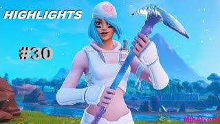 "NOT ALL GIRLS ARE ""BOT""-Highlights of the Fortnite #30"