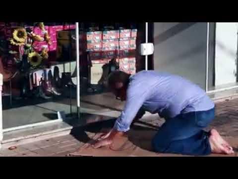 Morador de Castro faz vídeo motivacional para comerciantes em quarentena