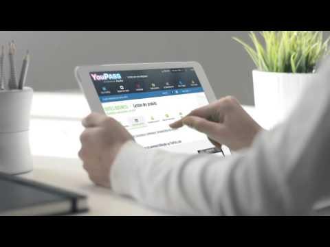 Créer une YouPage et utiliser PayPal, virement, Skrill, PCS, virement    sur YouPass