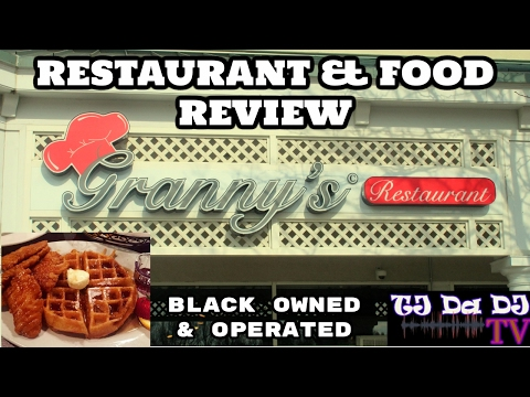 Black Owned Baltimore Restaurant Review: Granny's Restaurant (Owings Mills, MD)|Soul Food|