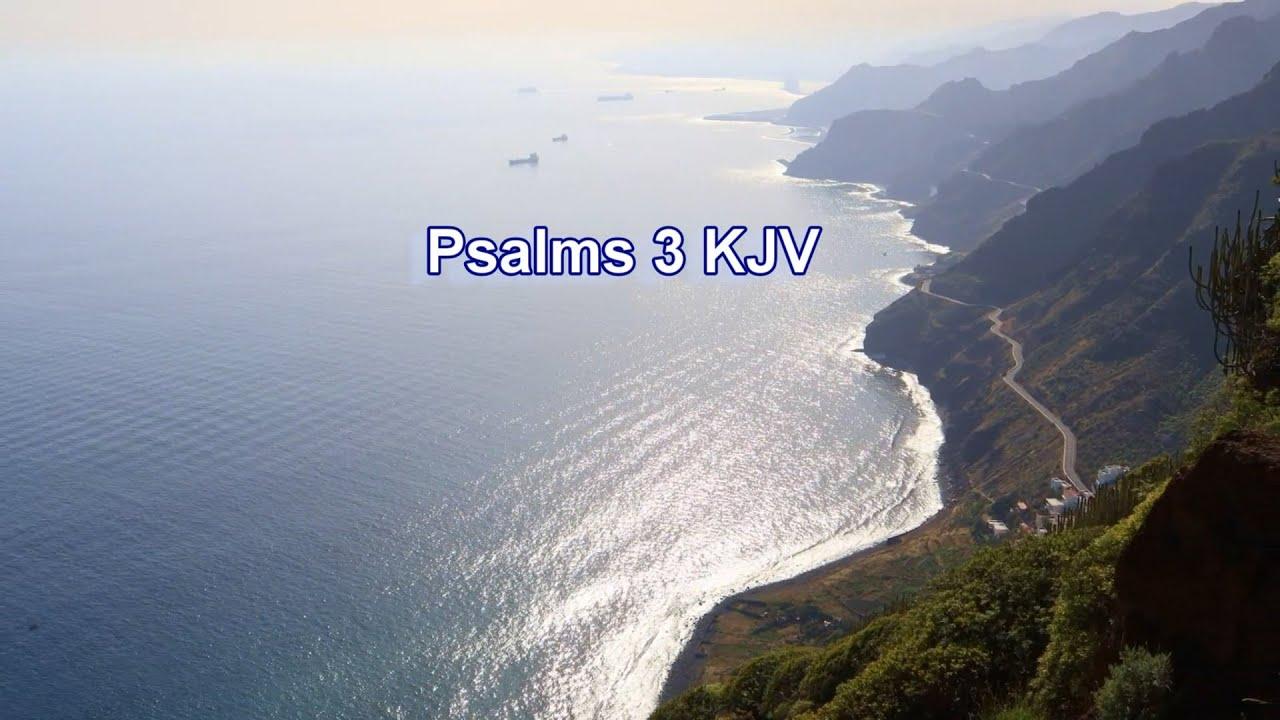 Psalm 3 KJV - Scripture Songs