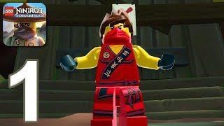 LEGO Ninjago: Shadow of Ronin - Gameplay Walkthrough Part 1 (iOS, Android)
