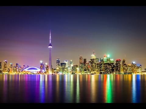 ❤ TORONTO CANADA ❤ Must See Attractions | Travel Guide HD