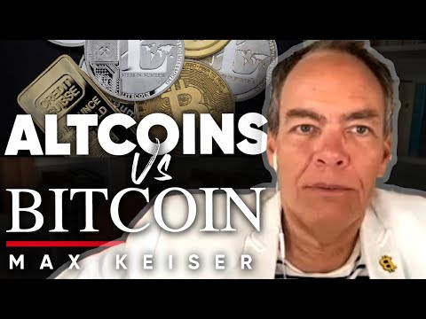 ALTCOINS VS BITCOIN: Other Cryptocurrencies That Could Be Complementary To Bitcoin | Max Keiser