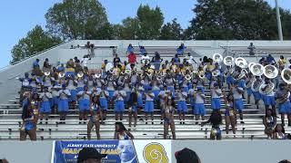 Albany State MRSB 2019 - City Girls Mix