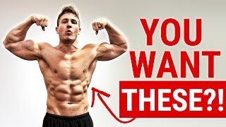 3 Reasons You Will Never Have ABS | STOP MAKING THESE MISTAKES!