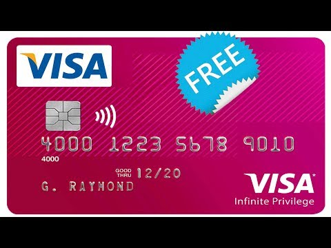 how-to-get-a-free-visa-card-without-any-bank-account---international-visa-card---hdfc-payzapp