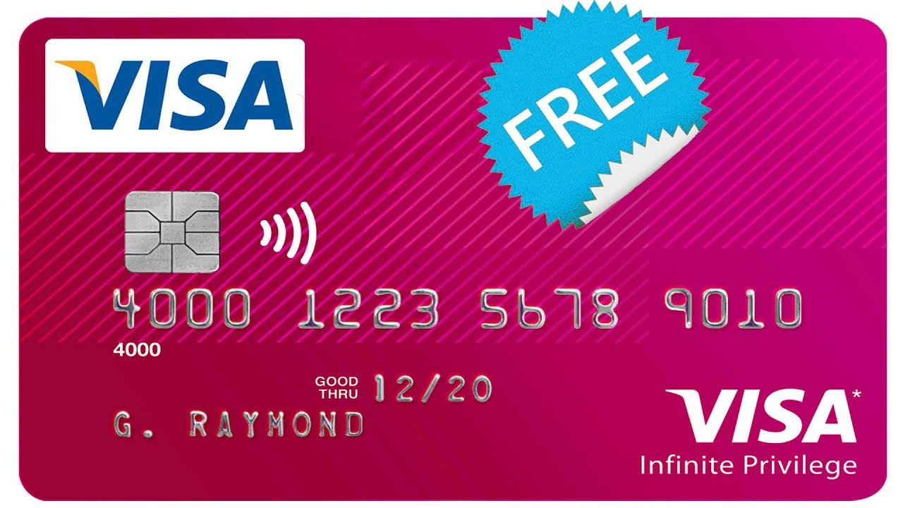 How to get a FREE VISA Card without any Bank Account - International VISA  Card - HDFC PayZapp