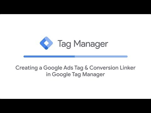 Creating a Google Ads Tag & Conversion Linker in Google Tag Manager