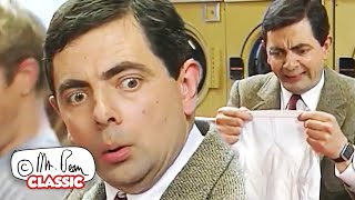 Download Saturday Is WASH DAY! | Mr Bean Funny Clips | Classic Mr Bean