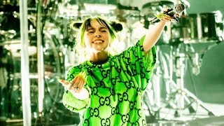 Billie Eilish on tour in Los Angeles, CA | Greek Theatre | July 11, 2019