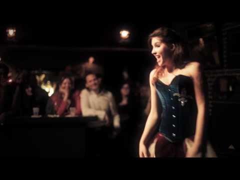 """Ménage à Trois Burlesque:  """"Proud to be American"""""""