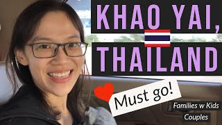 Khao Yai, Thailand 泰国考艾 | Places to visit
