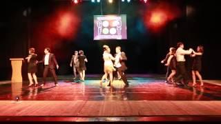 Хастл к/ф Великий Гэтсби (Отчётный танцевальный концерт