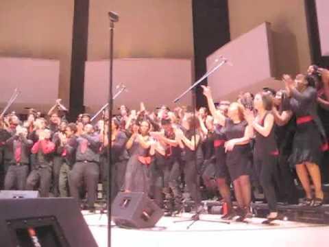 York University Gospel Choir - Heaven