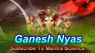 Ganesh Kavach - Ganpati Nyas