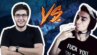 Hazreti Yasuo vs zeoNNN - ÜNLÜLERLE LOL 1VS1 #3