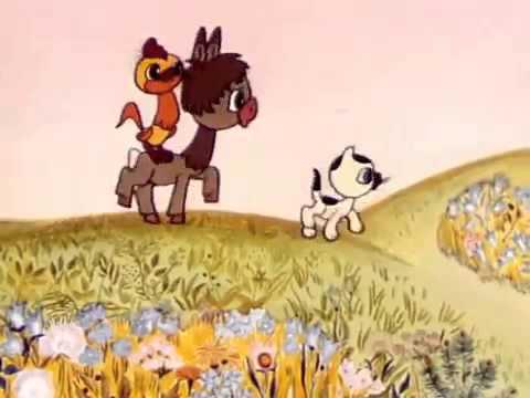 Про петушка и солнышко мультфильм