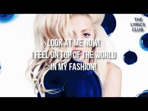 Lady Gaga - Fashion! (Lyrics)