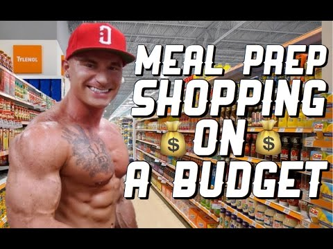 meal-prep-grocery-shopping-on-a-budget-|-cheap-&-healthy-|-kroger