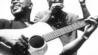Sonny Terry and Brownie Mcghee - Sonny`s Squall