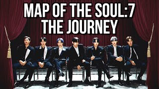 BTS NEW ALBUM MAP OF THE SOUL: 7 THE JOURNEY!