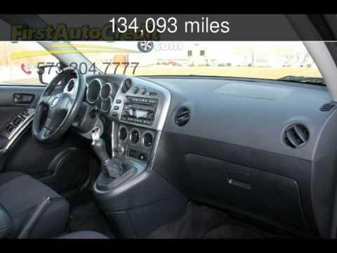 2003 Pontiac Vibe Gt Used Cars Jackson Mo 2017 01 30