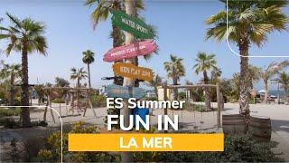 ES Summer fun in La Mer