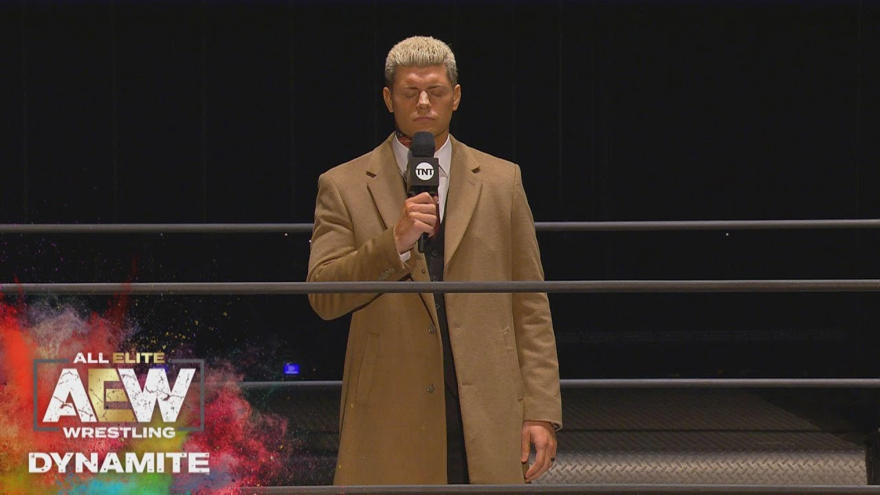 AEW DYNAMITE Highlights For March 18, 2020