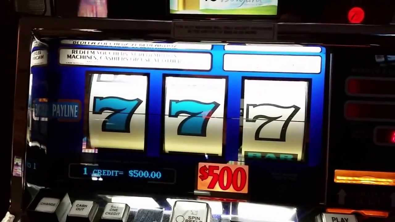 Slot machines winning hints latest bonuses casino