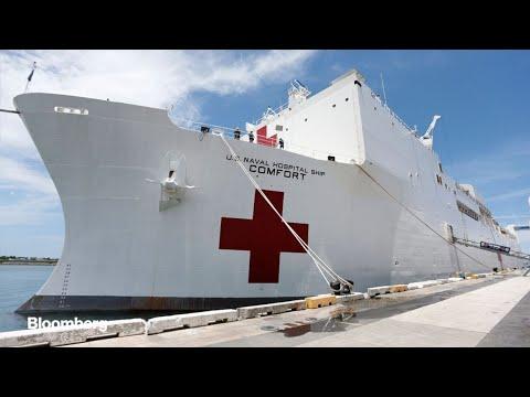 Coronavirus: New York City cruise terminal preparing for USNS ...