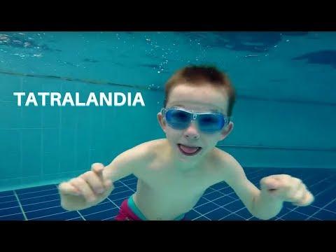 Aquapark Tatralandia z dziećmi | Tatralandia aquapark with kids | Liptowski Mikułasz