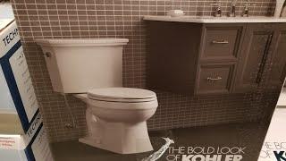 Costco! Kohler Lintelle 2pc Elongated Complete Toilet! $199!!!