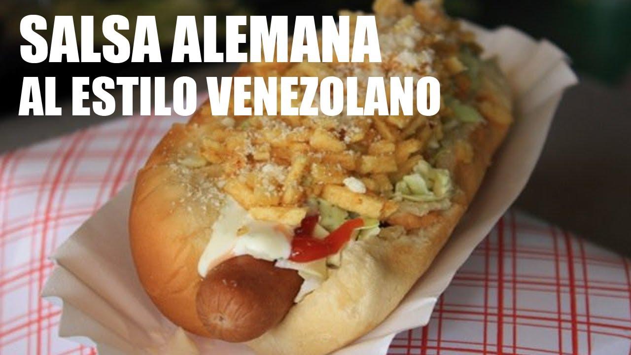 Venezuela Hot Dog