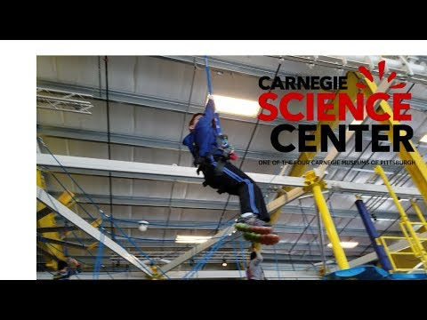 Carnegie Science Center and Highmark SportsWorks 4.1.18