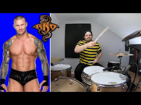 WWE Randy Orton Theme Song Voices Drum
