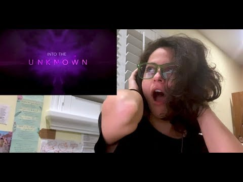 "REACTING AT WORK TO: Panic! At The Disco - Into The Unknown (From ""Frozen 2"")"