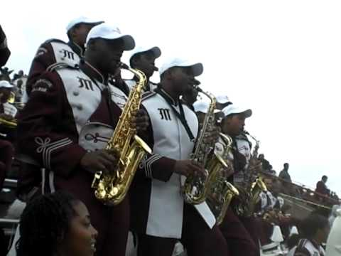 Morehouse Homecoming 2009 Sax Phi Fanfare