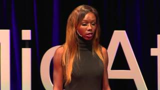 The real pain and tragedy faced by transgender youth | Daniella Carter | TEDxMidAtlantic