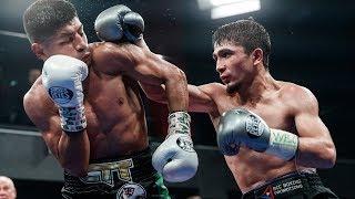 Мухаммад Якубов vs Абрахам Монтойя / Muhammad Yakubov vs Abraham Montoya