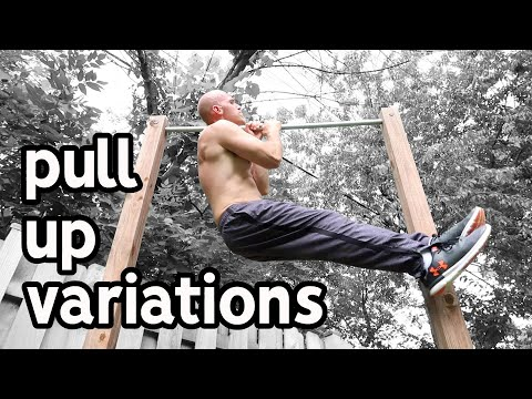 10 Pull Up Variations You Should Try