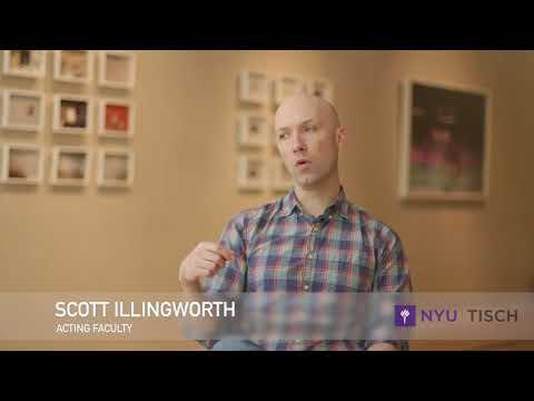 Scott Illingworth - NYU Grad Acting
